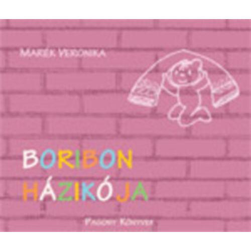 Marék Veronika  Boribon házikója