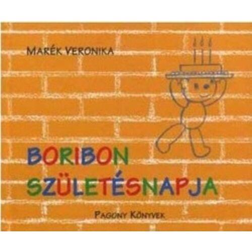 Marék Veronika Boribon születésnapja